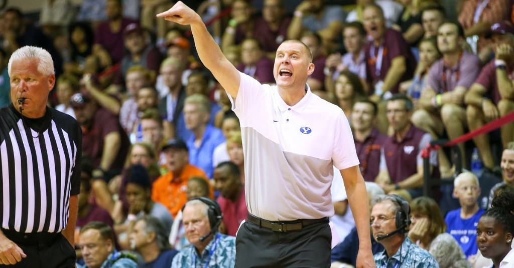 BYU Basketball: Season to Start Nov 25, What the Schedule Could Look Like