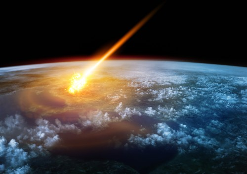 A comet impact may have triggered Earth's ancient warming period