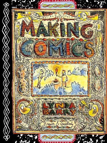 A cartooning superstar says drawing is our native language. It's never too late to become fluent.