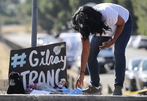 The Gilroy, California, shooting highlights a big hole in Trump's logic about gun violence