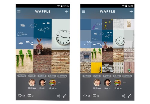Samsung is building a new social network called Waffle