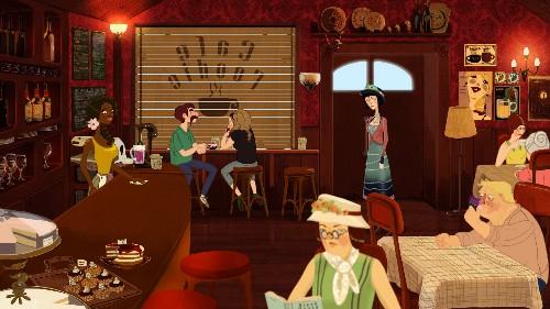 Memoranda is a surreal adventure game inspired by the stories of Haruki Murakami