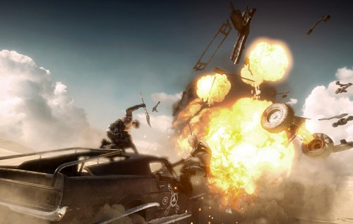 Following outcry, 'Mad Max' game will feature Australian accents after all