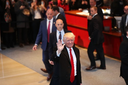 Trump says he talked to Tim Cook about building iPhones in the US