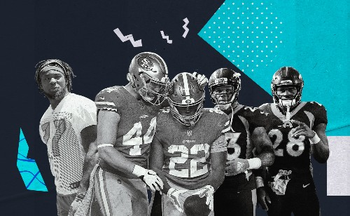 The NFL's best and worst running back stables, ranked from teams 1-32