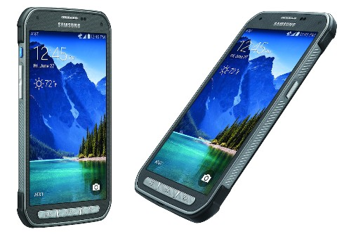 AT&T releases shock-resistant Samsung Galaxy S5 Active
