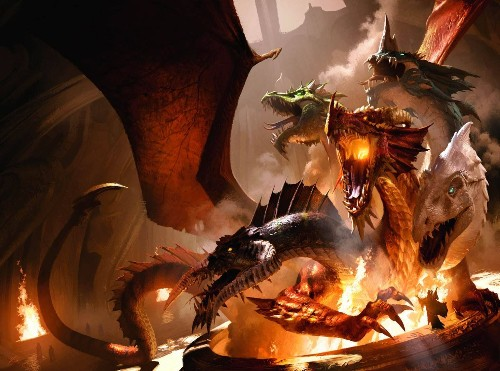 Dungeons & Dragons is now available on Steam