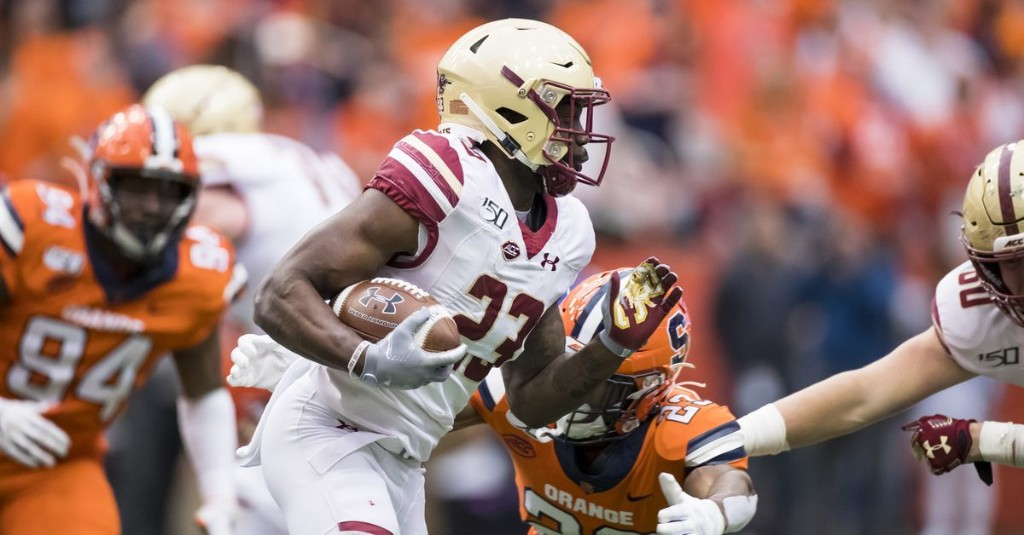 Boston College Football Preview: A Q&A With NunesMagician about the Season Opener vs. Syracuse