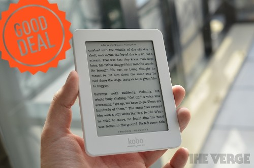 Good deal: 5-inch Kobo Mini E-reader for $39 in US and Canada