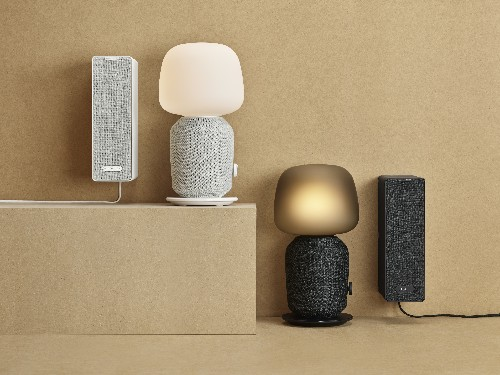 Ikea and Sonos made the ultimate speaker lamp