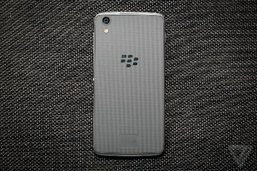 BlackBerry's next rumored Android phone, the DTEK60, passed through the FCC