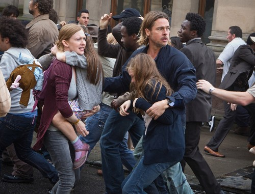 Paramount brings back the double feature with 'World War Z' and 'Star Trek Into Darkness'