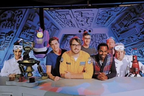 Netflix's Mystery Science Theater revival will be out in April