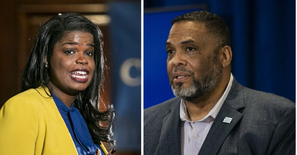 Foxx urges pols to swear off police union cash, but others say 'it's an independent decision'