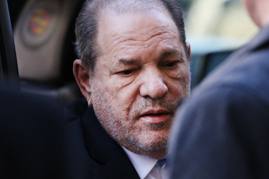 Harvey Weinstein verdict: Guilty on third-degree rape and criminal sexual act charges - cover