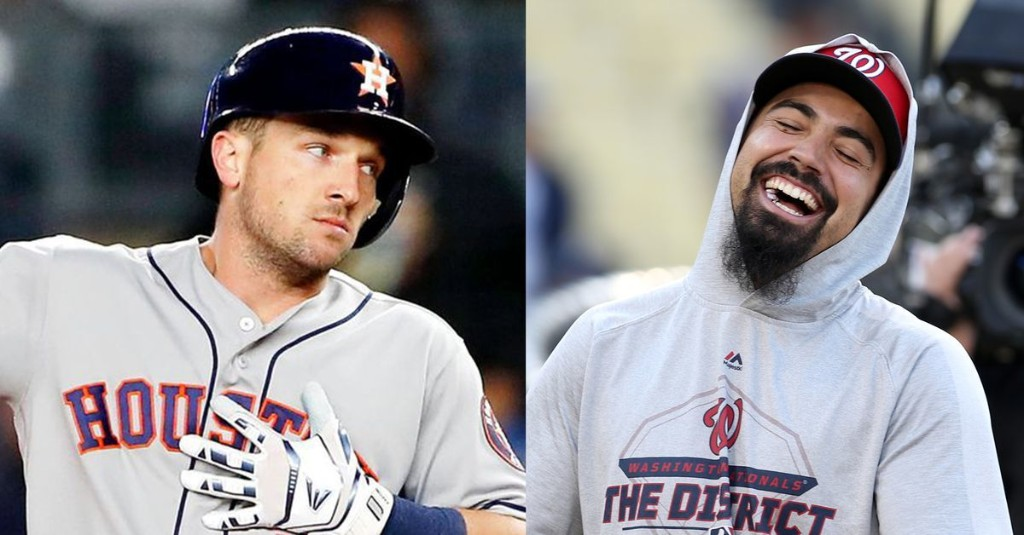 Alex Bregman and Anthony Rendon is a historically great third base World Series matchup