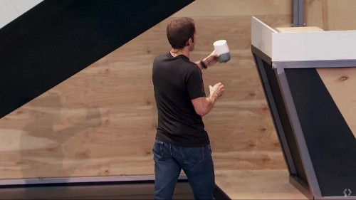 No surprise, Google Home is based on Chromecast, not Android
