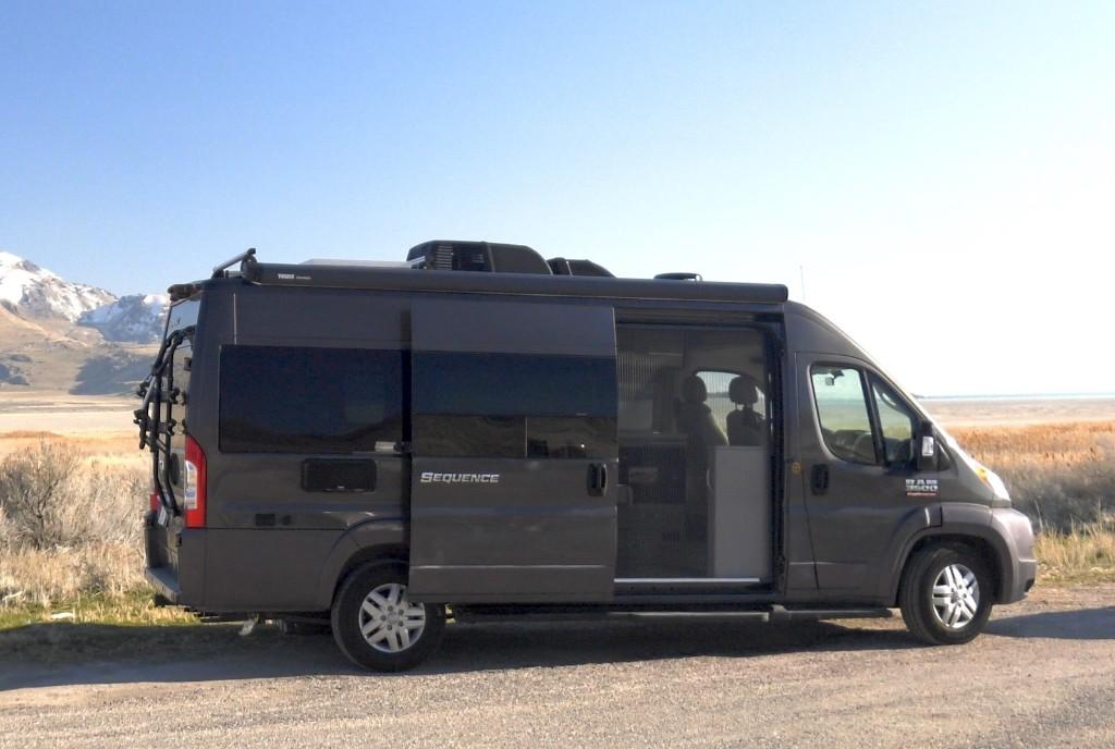 This new concept camper van targets adventurous millennials
