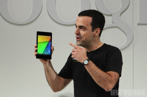 Google's new Nexus 7 is now available internationally