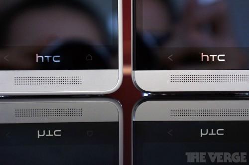 HTC One mini vs. HTC One