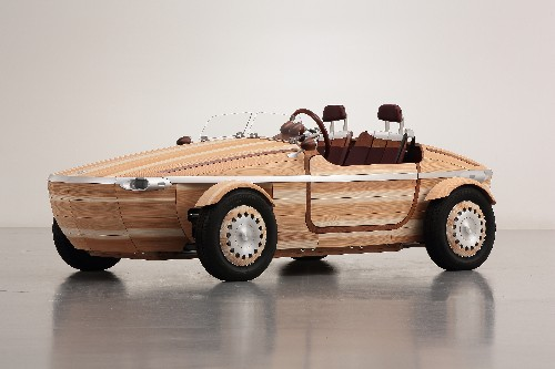 Toyota's Setsuna is an amazing wooden concept car designed to last generations