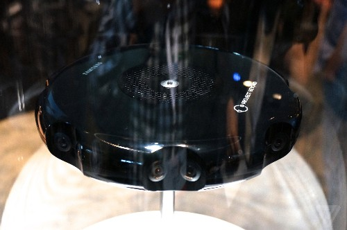 Samsung may introduce a 360-degree camera this month