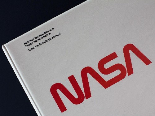 Two graphic designers are trying to preserve NASA's famous 1970s 'Worm' logo