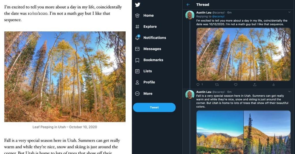 New WordPress tool automatically turns blog posts into tweetstorms