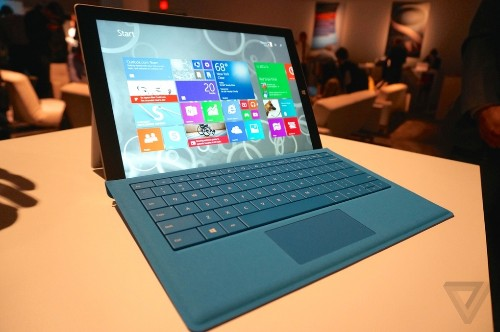 How does Microsoft's Surface Pro 3 stack up to Apple and the rest of the competition?