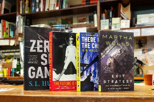 9 new sci-fi and fantasy books to check out this October
