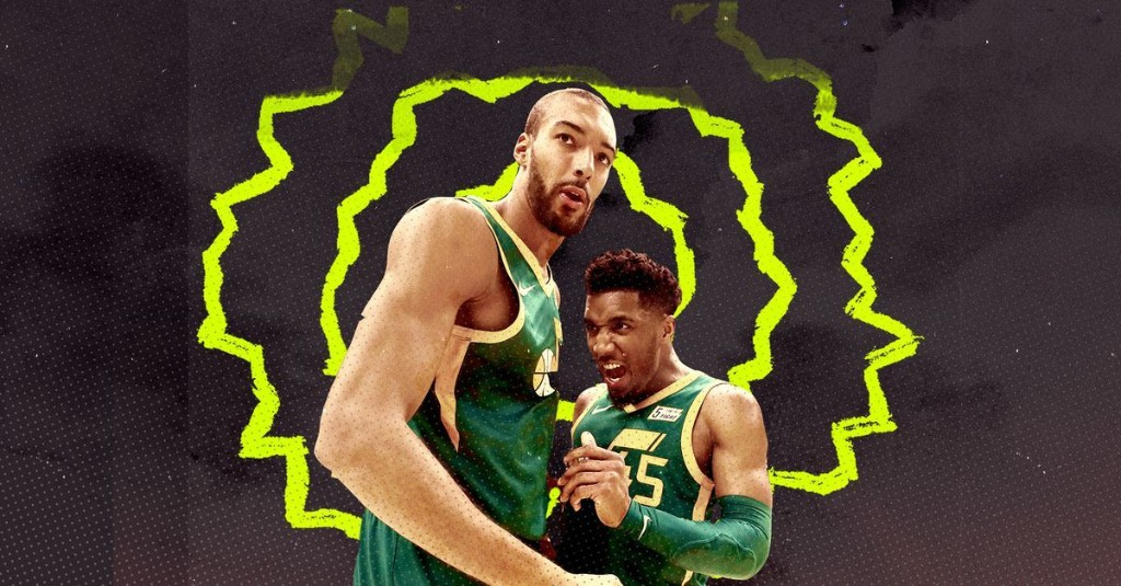 The Utah Jazz are the NBA's ultimate contradiction