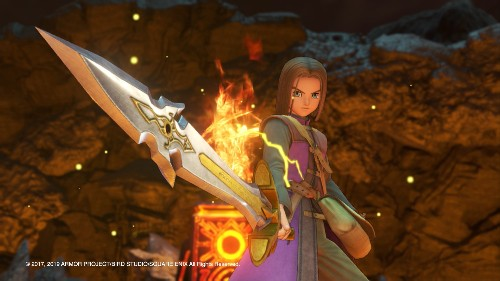 Dragon Quest XI and Ni no Kuni make the Switch an even better JRPG system