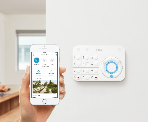 Ring's home security system launches next month for $199