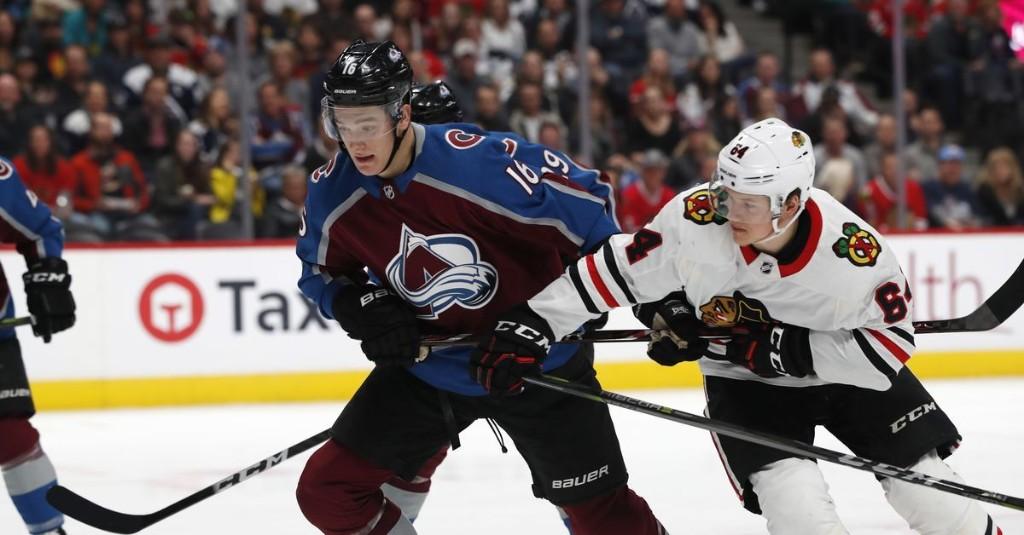 Days after trade, Nikita Zadorov already on track to be Blackhawks fan favorite