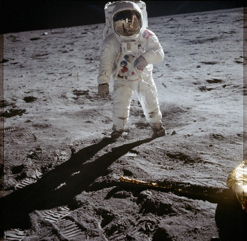 NASA would like you to record memories of the first Moon landing
