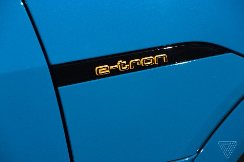 Audi's E-tron SUV will be delayed to regulatory approval over a software update