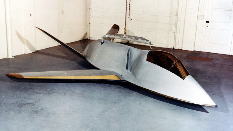 Boeing's secret stealth fighter jet from the '60s was decades ahead of its time