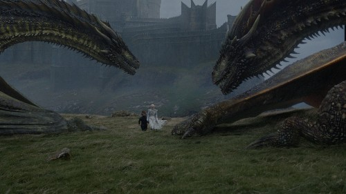 This Game of Thrones aerial drone video collection will get you through winter