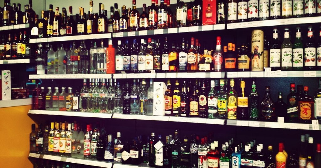 Bottom-shelf handles and fancy cocktail shakers: How liquor stores are riding out the pandemic
