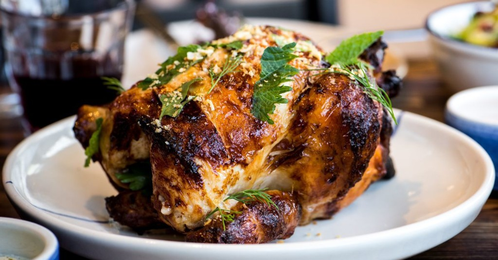 16 Succulent Roast Chickens in San Francisco