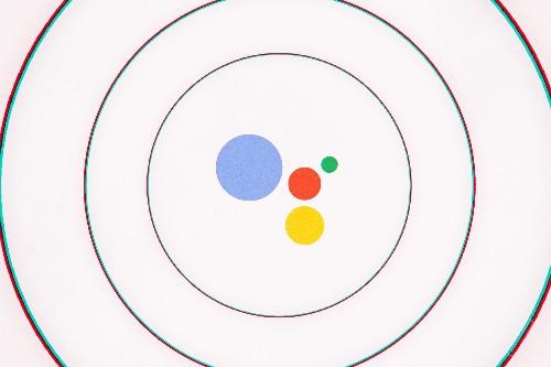 """Hey Google..."" - cover"