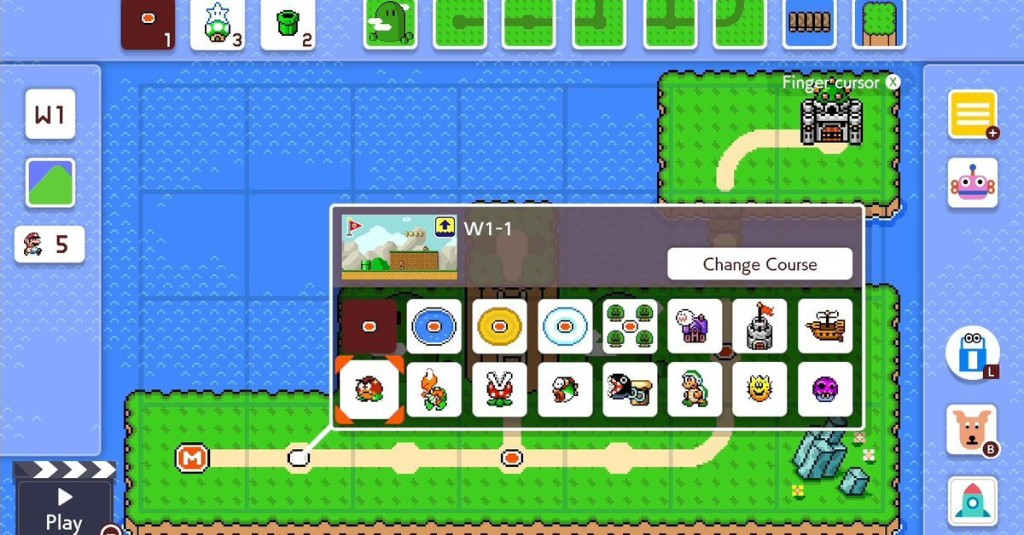 Super Mario Maker 2 adds World Maker mode for building entire games