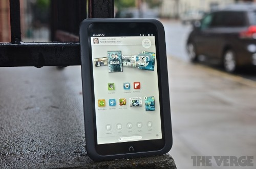 E-bleeder: is Nook on its deathbed?