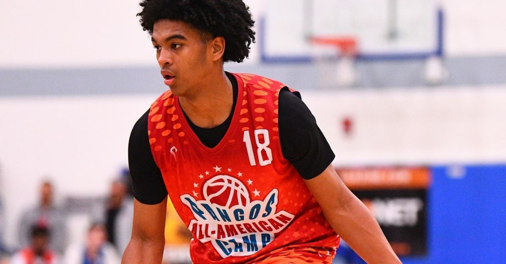 Michigan makes final eight schools for 2022 five-star point guard Skyy Clark