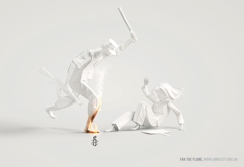 The powerful paper art of Peopletoo