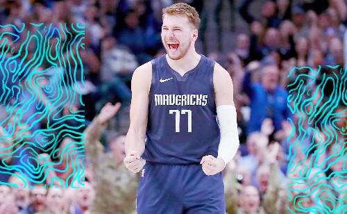 Luka Doncic is already playing like an MVP