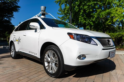 Engineers on Google's self-driving car project were paid so much that they quit