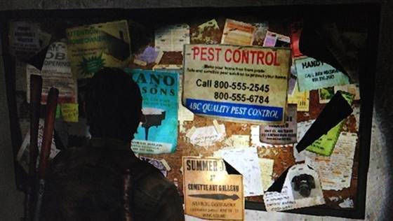 Phone sex hotline accidentally featured in 'The Last of Us'