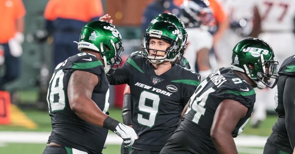 Jets Injury Report: Sam Ficken Doubtful vs. Bills