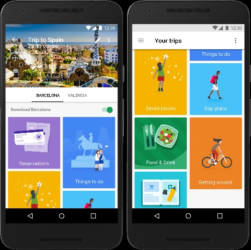Google Trips is a killer travel app for the modern tourist